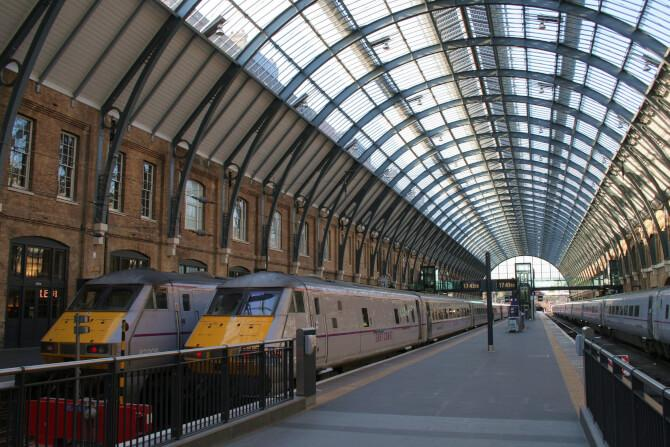 Top 20 things to do in London: King's Cross station