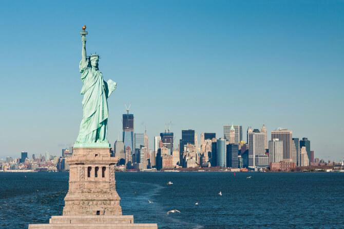 Top 20 things to do in New York: The Statue of Liberty