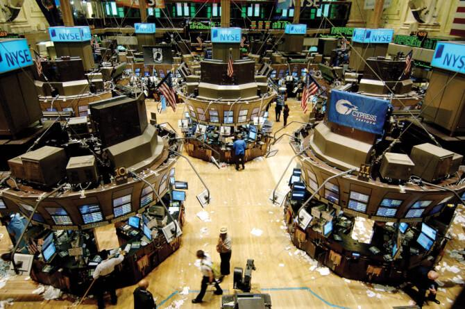Top 20 things to do in New York: New York Stock Exchange