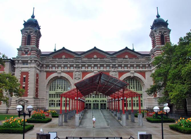 Top 20 things to do in New York: The Ellis Island National Immigration Museum