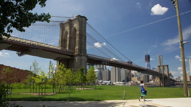 Top 20 things to do in New York: The Brooklyn Bridge