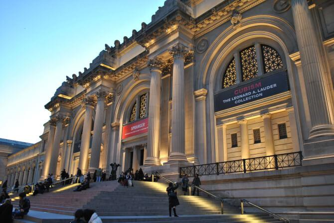 Top 20 things to do in New York: The Metropolitan Museum of Art