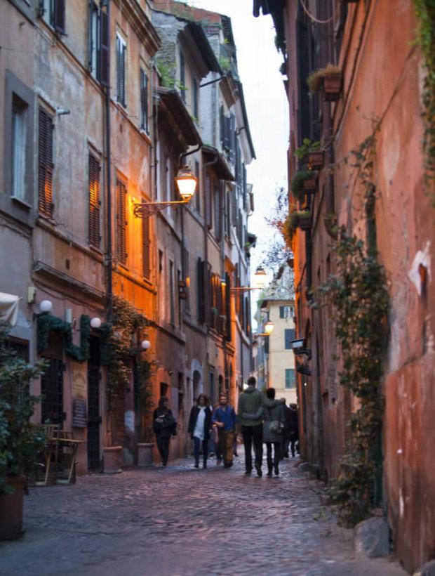 Top 20 things to do in Rome: The Trastevere
