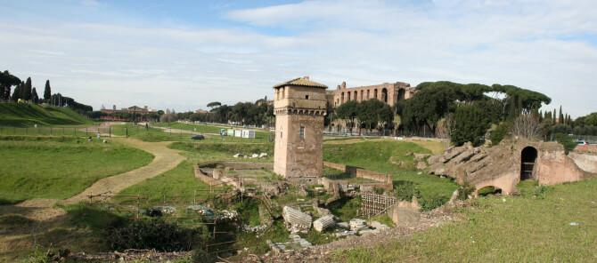 Top 20 things to do in Rome: The remains of the Circus Maximus