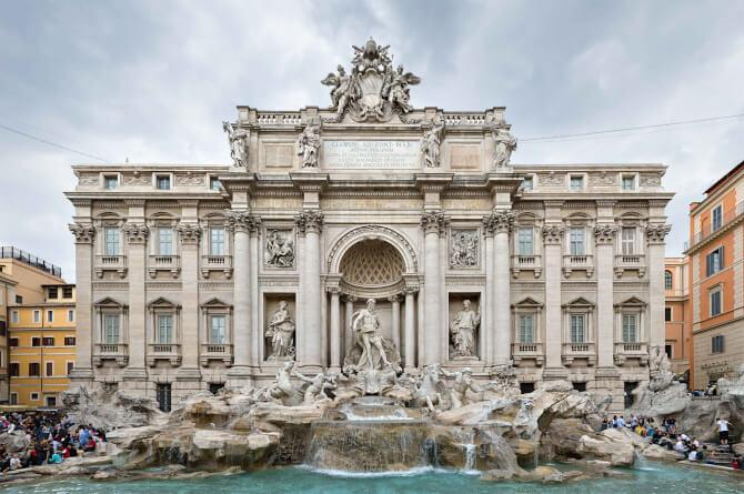 Top 20 things to do in Rome: Trevi Fountain