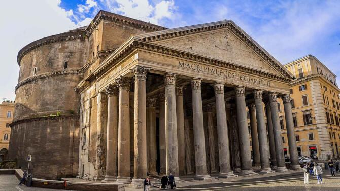 Top 20 things to do in Rome: The Pantheon