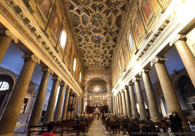 Top 20 things to do in Rome: Santa Maria in Trastevere
