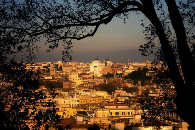 Top 20 things to do in Rome: Janiculum hill