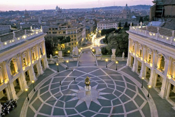 Top 20 things to do in Rome: Capitoline Hill