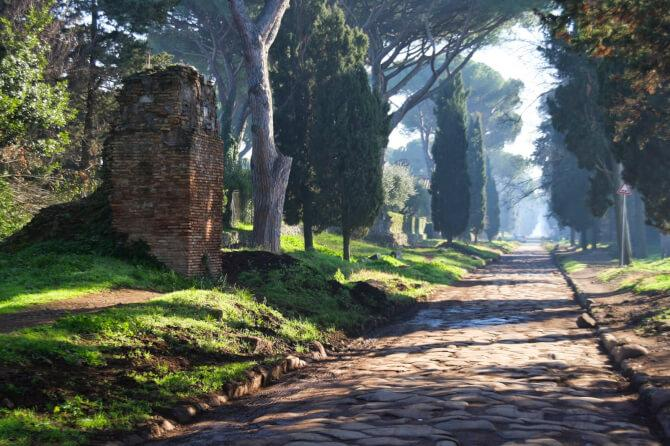 Top 20 things to do in Rome: The Appian Way