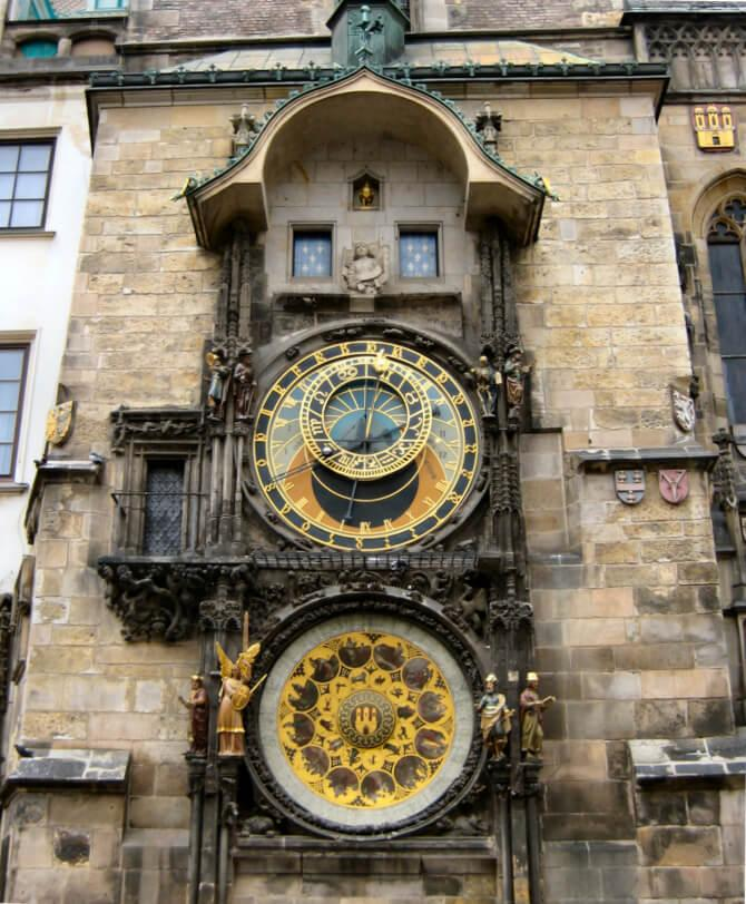 Top 20 things to do in Prague: Prague astronomical clock