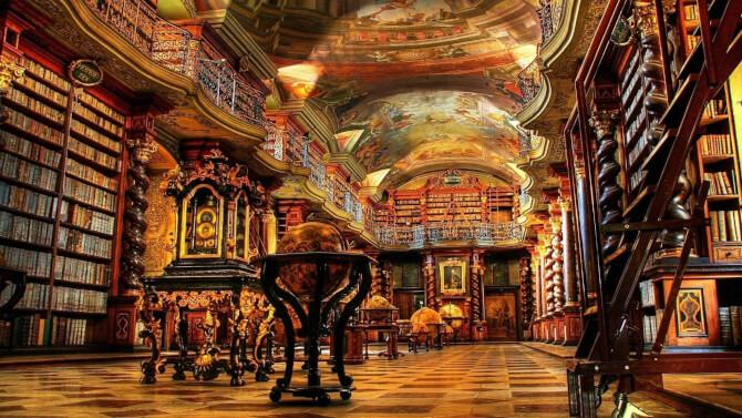 Top 20 things to do in Prague: National Library of the Czech Republic - a must-see on the list of things to do in Prague