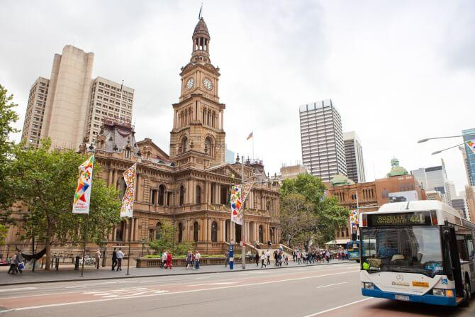 Top 20 things to do in Sydney: Sydney Town Hall