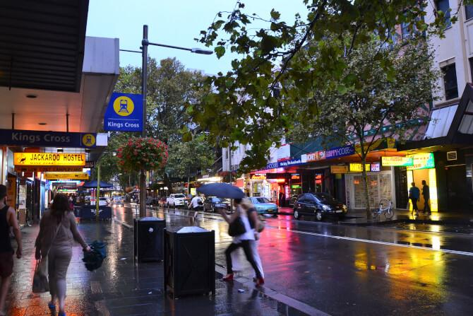 Top 20 things to do in Sydney: The steets of Kings Cross
