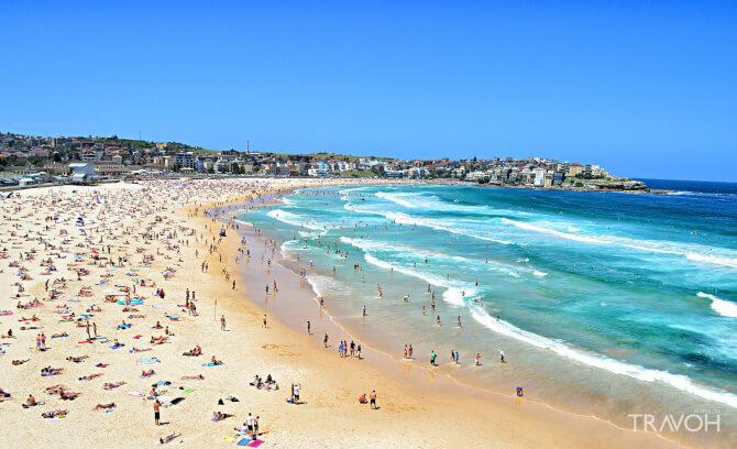 Top 20 things to do in Sydney: A popular beach in Sydney
