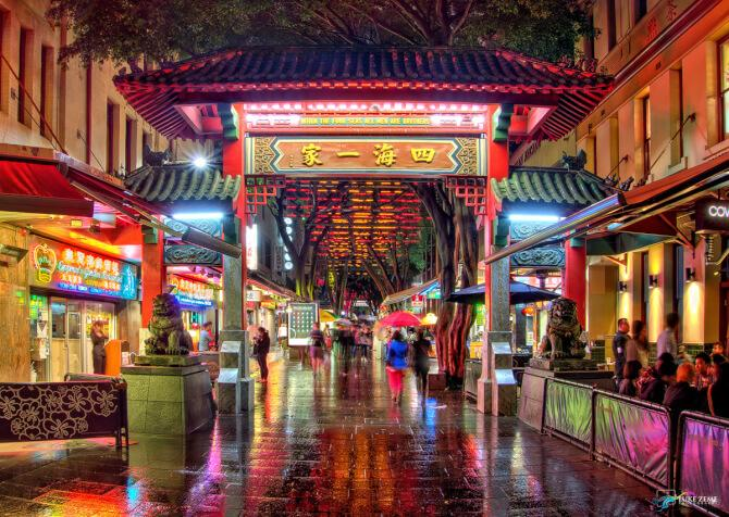 Top 20 things to do in Sydney: The Chinatown of Sydney