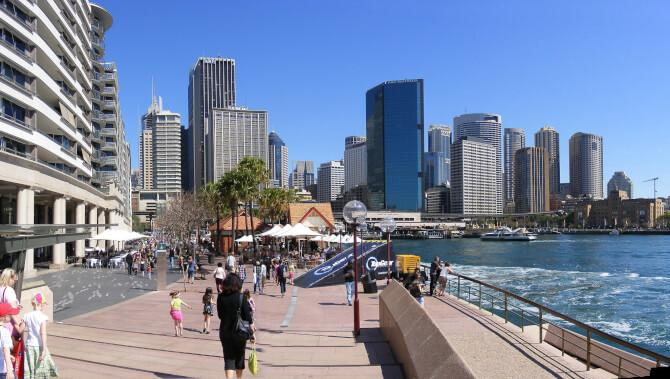 Top 20 things to do in Sydney: Circular Quay