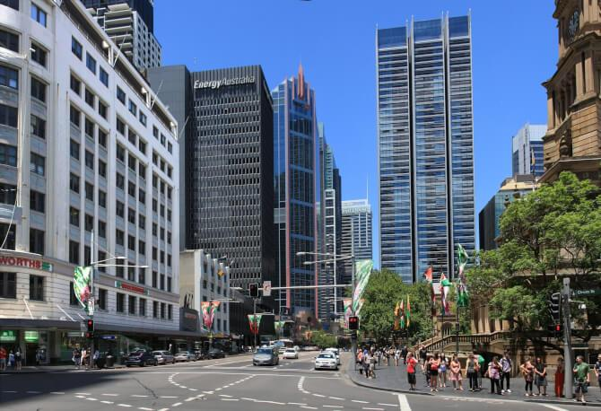 Top 20 things to do in Sydney: George Street