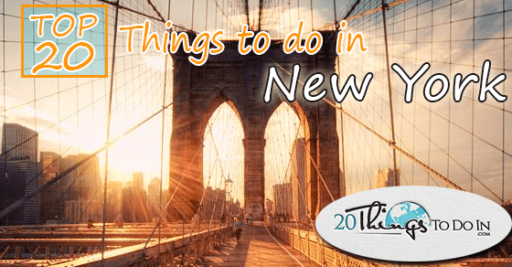top20thingstodoinnewyork