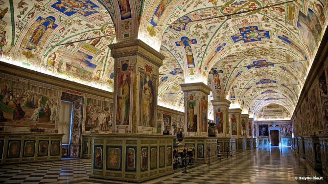Top 20 things to do in Rome: Vatican Museums