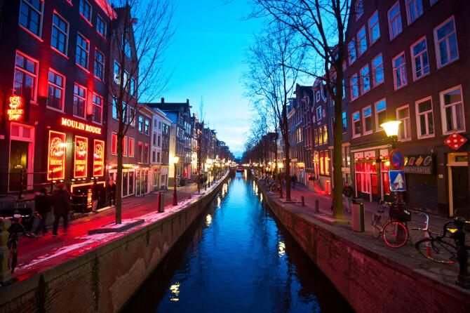 Top 20 things to do in Amsterdam: The red-light district of De Wallen