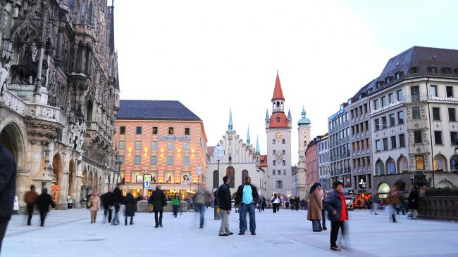 Top 20 things to do in Munich: Marienplatz - a must-see on the list of things to do in Munich