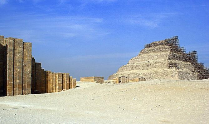 things to do in egypt:Sakkara