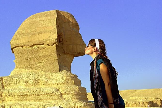 things to do in egypt:Sphinx- Giza
