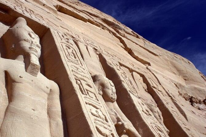 things to do in egypt:Abu Simbel- Temple of Ramses II