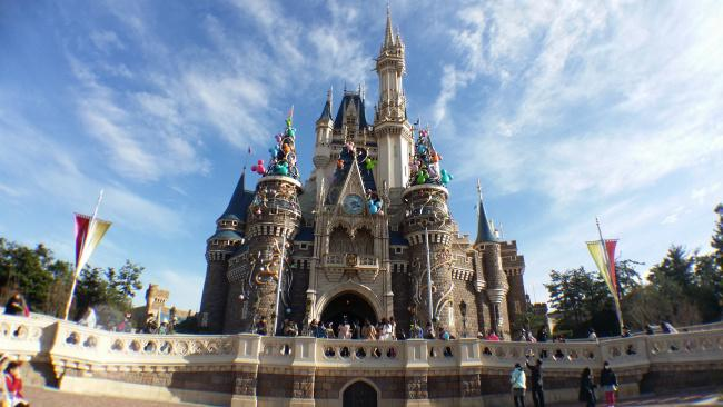 Top 20 things to do in Tokyo: The castle at Tokyo Disneyland