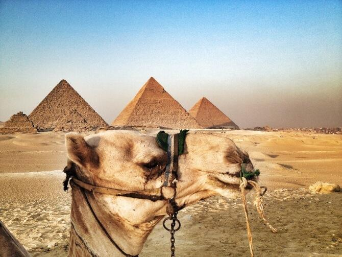 things to do in egypt:Giza Pyramid