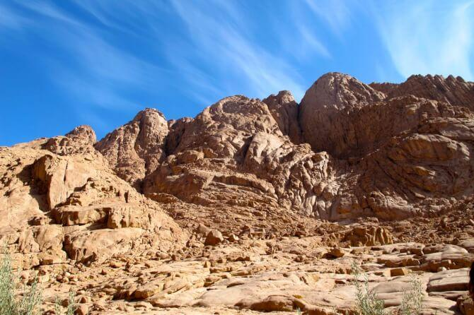 things to do in egypt:Mt Sinai