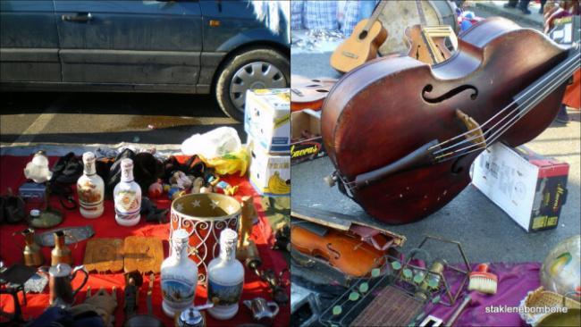 Things to do in Belgrade:Zemun Flea Market