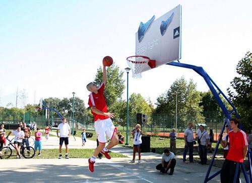 Things to do in Belgrade:Ada Ciganlija Outdoor Courts
