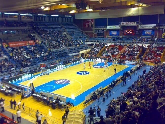 Things to do in Belgrade:Hala Pionir