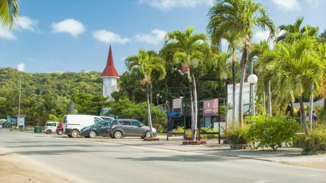 Things to do in Bora Bora:Vaitape
