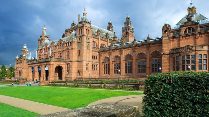 things to do in glasgow:Kelvingrove Art Gallery and Museum