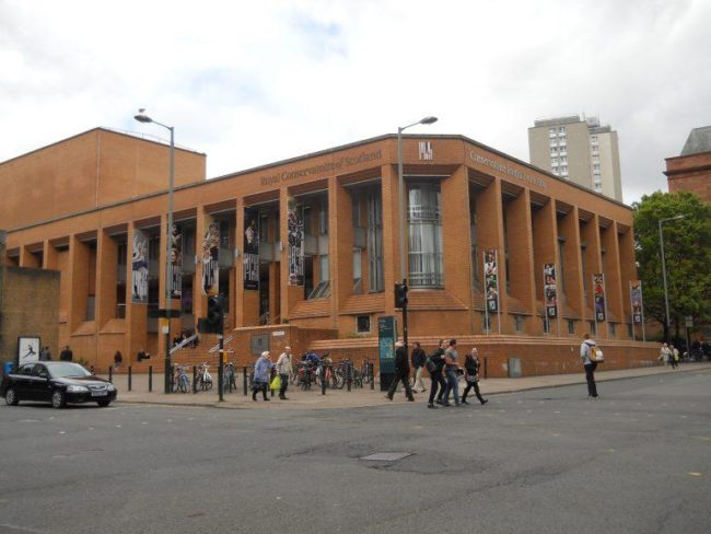 things to do in glasgow:Royal Conservatoire