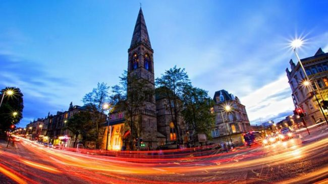 things to do in glasgow:Òran Mór