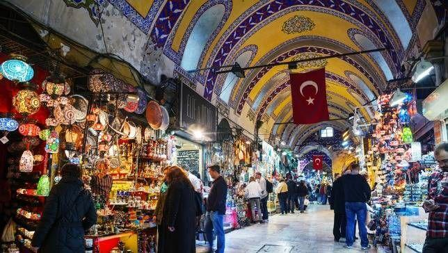 things to do in Istanbul:Grand Bazaar