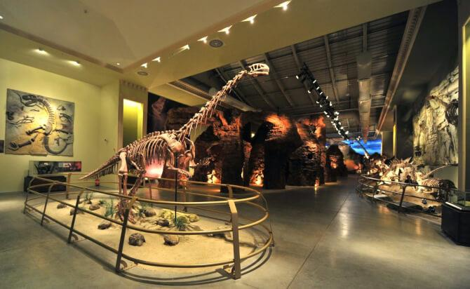 things to do in Istanbul:Jurassic Land