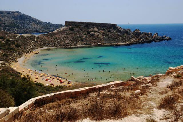 things to do in Malta:Ghajn Tuffieha