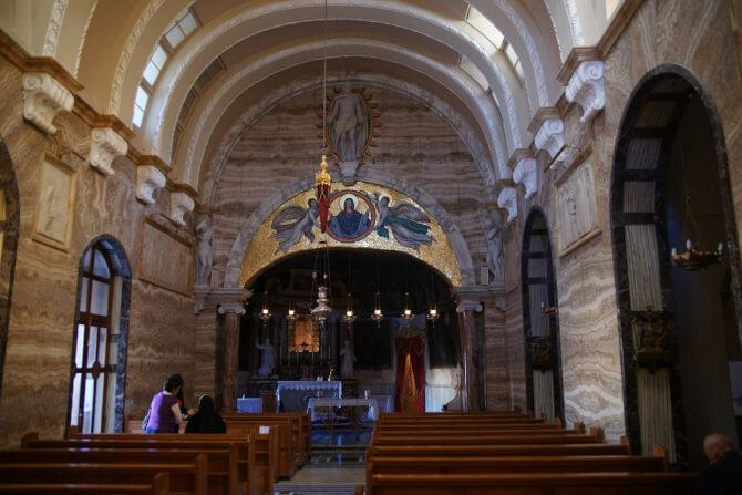 things to do in Malta:Sanctuary of Our Lady of Mellieha