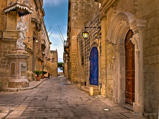 things to do in Malta:Mdina Old City