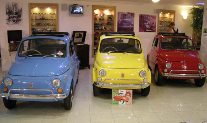 things to do in Malta:Classic Car Collection Museum