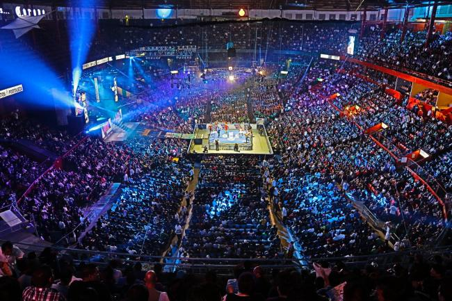 things to do in mexico city:Arena Mexico