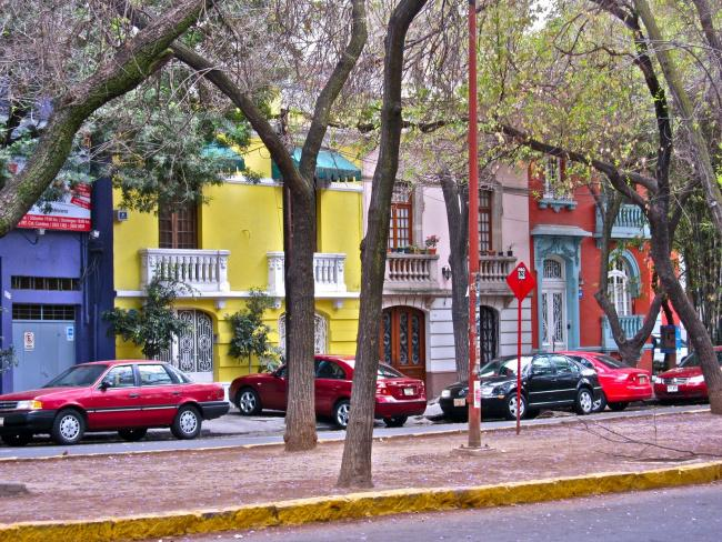 things to do in mexico city:La Condesa