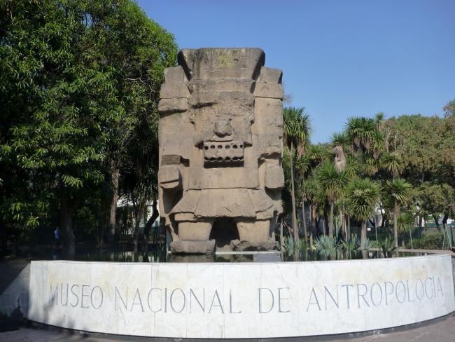 things to do in mexico city:Museum of Anthropology