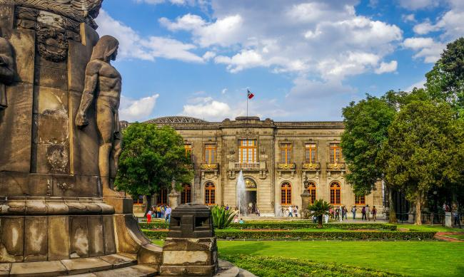 things to do in mexico city:Chapultepec Castle