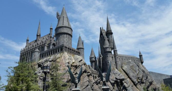 things to do in orlando:Harry Potter